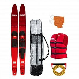 "JOBE 19 Allegre 67"" Combo Skis Red Package 67"""