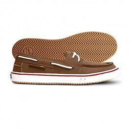 Гидрообувь Zhik 14 ZKG Boat Shoe 5 Brown