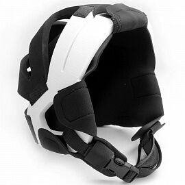Шлем UNIFIBER EVA Head-Protection Black/White
