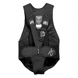 Трапеция ZHIK 18 T2 Harness XS 0 Black