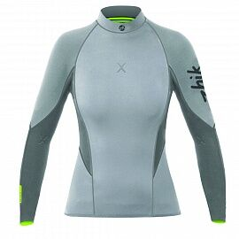 Гидромайка неопр. ZHIK 21 Superwarm X Top (Women) XS Grey