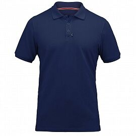 Поло ZHIK 20 Cotton Polo S/S (Women) XS Navy