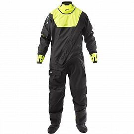 Сухой костюм ZHIK 19 Juniors Drysuit 8-10 Black