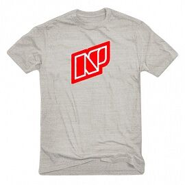 Футболка NP 15 Thirst Tee - Grey S