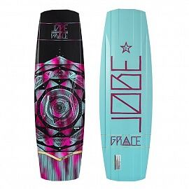 Вейкборд JOBE 16 Grace Flex Wakeboard Series 127
