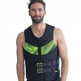 Жилет JOBE 20 Neoprene Vest Men Lime Green S