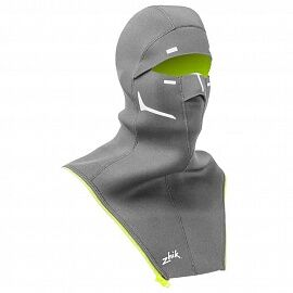 ZHIK 20 Superwarm Zip-on Balaclava Grey