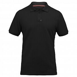 Поло ZHIK 20 Cotton Polo S/S XS Black
