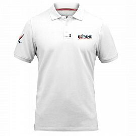 Поло ZHIK 18 ESS Cotton Polo S/S XS White