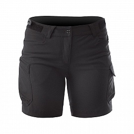 ZHIK 19 Deck Short (Women) 14 Black