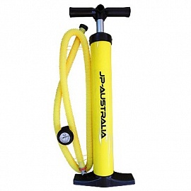 Насос JP SUP PUMP (YELLOW) с манометром