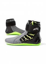 Гидрообувь ZHIK 19 High Cut Boot 5 Grey/HIVIS