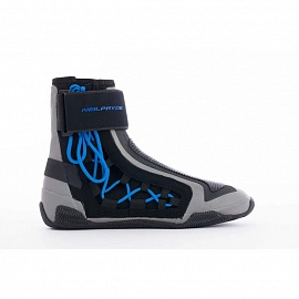 NPS 19 Elite Lace Hike Boot 4 Black/Blue