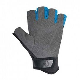 Перчатки NP 20 HALF FINGER AMARA GLOVE XS C1 BLACK / BLUE