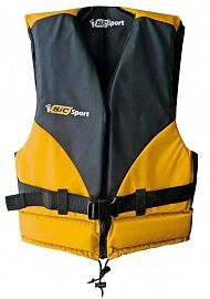 BIC Sport 19 Buoyancy Aid Kayak Beach (тест) XL