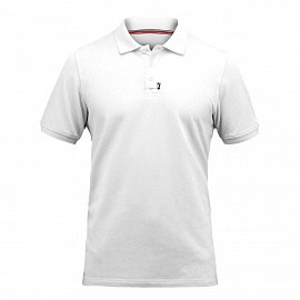 ZHIK 18 Cotton Polo S/S XS White